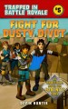 Cover for Fight for dusty divot: an unofficial Fortnite novel