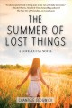 Cover for The summer of lost things