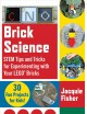 Cover for Brick science: STEM tips and tricks for experimenting with your LEGO bricks