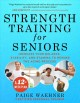 Cover for Strength training for seniors: increase your balance, stability, and stamin...