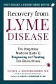 Cover for Recovery from lyme disease: the integrative medicine guide to diagnosing an...