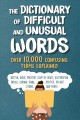 Cover for The Dictionary of Difficult and Unusual Words