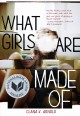 Cover for What girls are made of