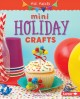 Cover for Mini holiday crafts