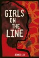 Cover for Girls on the line