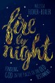 Cover for Fire by night: finding God in the pages of the Old Testament