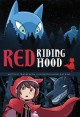 Cover for Red riding hood