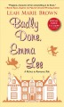 Cover for Badly done, Emma Lee