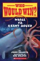 Cover for Whale vs. giant squid