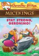 Cover for Stay strong, Geronimo!
