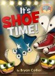 Cover for It's shoe time!