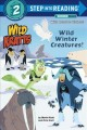Cover for Wild winter creatures!