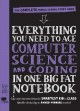 Cover for Everything you need to ace computer science and coding in one big fat noteb...