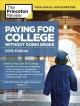 Cover for Paying for college without going broke