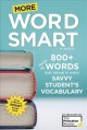 Cover for More word smart