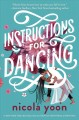 Cover for Instructions for Dancing