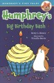 Cover for Humphrey's big birthday bash