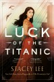 Cover for Luck of the Titanic