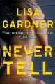 Cover for Never Tell