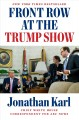 Cover for Front row at the Trump show