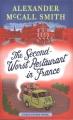 Cover for The second-worst restaurant in France: a Paul Stuart novel