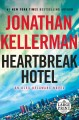 Cover for Heartbreak hotel [Large Print]