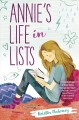 Cover for Annie's life in lists