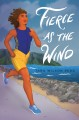 Cover for Fierce as the wind
