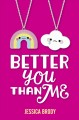 Cover for Better You Than Me