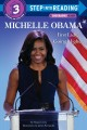 Cover for Michelle Obama: first lady, going higher