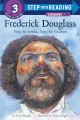 Cover for Frederick Douglass: voice for justice, voice for freedom