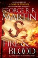 Cover for Fire & blood