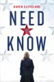 Cover for Need to know: a novel