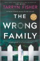 Cover for The wrong family