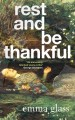Cover for Rest and be thankful