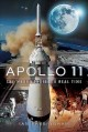 Cover for Apollo 11: The Moon Landing in Real Time