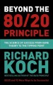 Cover for Beyond the 80/20 Principle: The Science of Success from Game Theory to the ...