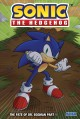Cover for Sonic the hedgehog: the fate of Dr. Eggman. Part 1