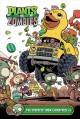 Cover for Plants vs. zombies. The greatest show unearthed. #3