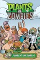 Cover for Plants vs. zombies. Rumble at Lake Gumbo. #3