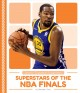 Cover for Superstars of the NBA Finals: Includes QR Codes