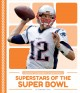 Cover for Superstars of the Super Bowl