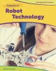 Cover for Careers in robot technology