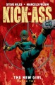 Cover for Kick-ass - the New Girl 2