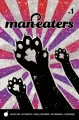 Cover for Man-eaters 1