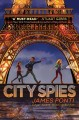 Cover for City Spies