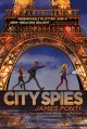 Cover for City spies [#1]