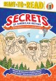 Cover for Mount Rushmore's hidden room and other monumental secrets