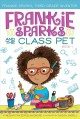 Cover for Frankie Sparks and the Class Pet