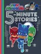 Cover for PJ Masks 5-minute stories.